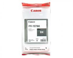 Canon PFI107BK Cartuccia inkjet nero originale (6705B001AA)