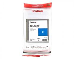 Canon PFI107C Cartuccia inkjet ciano originale (6706B001AA)