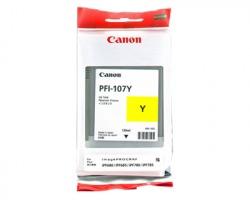 Canon PFI107Y Cartuccia inkjet giallo originale (6708B001AA)