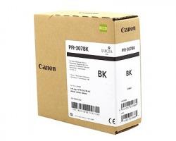Canon PFI307BK Cartuccia inkjet nero originale 330ml (9811B001)