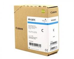 Canon PFI307C Cartuccia inkjet ciano originale originale 330ml (9812B001)