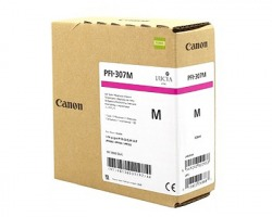 Canon PFI307M Cartuccia inkjet magenta originale 330ml (9813B001)