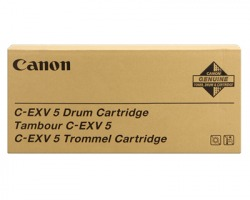 Canon CEXV5 Drum unit nero originale 21.000 copie (6837A003AA)
