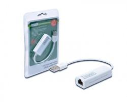 Convertitore USB/rj45-10/100 Mbps USB 2.0