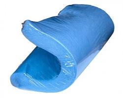 Strofinacci Azzurri Nylon Cellulosa Kg. 1