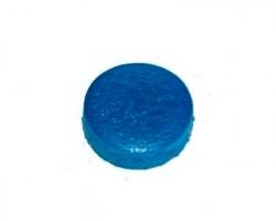 Sigillo in PVC per registratore di cassa 10mm diametro - 2,70mm spessore (confezione 50pz)