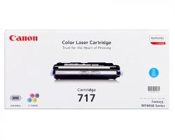 Canon 717 Toner ciano originale 4.000 copie (2577B002AA)