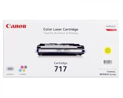 Canon 717 Toner giallo originale 4.000 copie (2575B002AA)