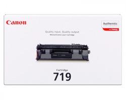 Canon 719 Toner nero originale bassa capacità 2.100 copie (3479B002AA)