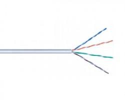 Cavo di rete FTP Cat.5e flessibile matassa 100 mt
