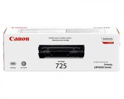 Canon 725 Toner nero originale 1.600 copie (CRG725) (3484B002)