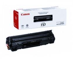 Canon 737 Toner nero originale 2.400 copie (9435B002) (CRG737)