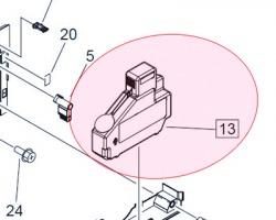 Canon FM39276000 Vaschetta recupero toner scarto originale