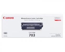 Canon 703 Toner nero originale 2.000 copie (7616A005AA)
