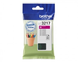 Brother LC-3217M Cartuccia inkjet magenta originale da 550 copie