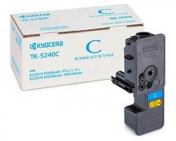 Kyocera TK5240C Toner ciano originale (1T02R7CNL0)