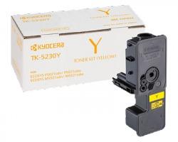 Kyocera TK5230Y Toner giallo originale (1T02R9ANL0)