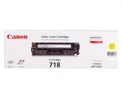 Canon 718 Toner giallo originale 2.900 copie (2659B002AA)