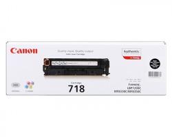 Canon 718 Toner nero originale 3.400 copie (2662B002AA)