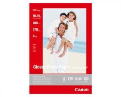 Canon GP501 Carta fotografica lucida A6 170gr/mq, conf. da 100ff (0775B003)