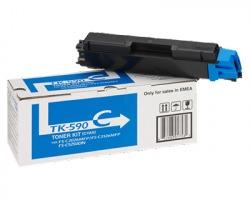 Kyocera TK590C Toner ciano originale (1T02KVCNL0)