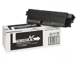 Kyocera TK590K Toner nero originale (1T02KV0NL0)