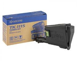 Kyocera TK1115 Toner nero originale (1T02M50NL0)