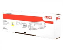 Oki 45862837 Toner giallo originale