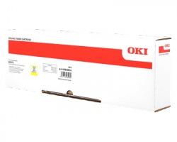Oki 45862814 Toner giallo originale