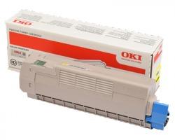 Oki 46507505 Toner giallo originale
