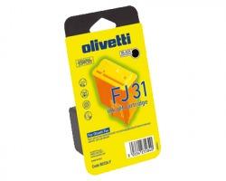 Olivetti FJ31 Cartuccia inkjet nero originale (B0336)