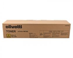 Olivetti B0728 Toner giallo originale