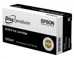 Epson PJIC6 Cartuccia inkjet nero originale (C13S020452)