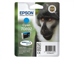 Epson T0892 Cartuccia inkjet ciano originale (C13T08924020)