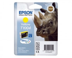 Epson T1004 Cartuccia inkjet giallo originale (C13T10044020)