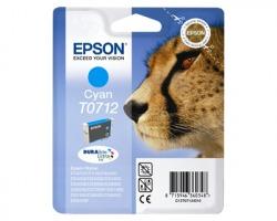 Epson T0712 Cartuccia inkjet ciano originale (C13T07124020)