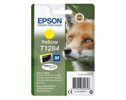 Epson T1284 Cartuccia inkjet giallo originale (C13T12844010)