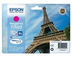 """Epson T7023 Cartuccia inkjet magenta originale """"XL"""" (C13T70234010)"""
