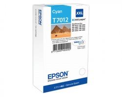 """Epson T7012 Cartuccia inkjet ciano originale """"XXL"""" (C13T70124010)"""