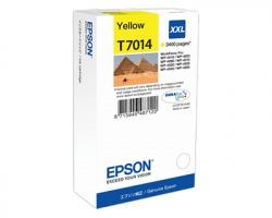"""Epson T7014 Cartuccia inkjet giallo originale """"XXL"""" (C13T70144010)"""