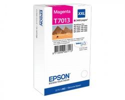 """Epson T7013 Cartuccia inkjet magenta originale """"XXL"""" (C13T70134010)"""