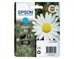 Epson 18 Cartuccia inkjet ciano originale (C13T18024010)