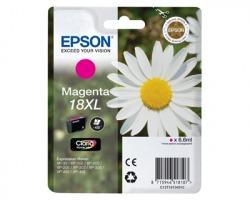 Epson 18XL Cartuccia inkjet magenta originale alta capacità (C13T18134010)