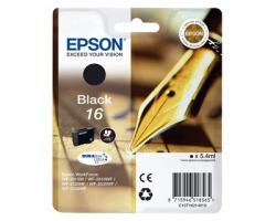 Epson 16 Cartuccia inkjet nero originale (C13T16214010)