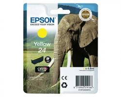 Epson 24 Cartuccia inkjet giallo originale (C13T24244010)