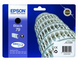 Epson 79 Cartuccia inkjet nero originale (C13T79114010)