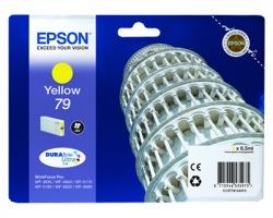 Epson 79 Cartuccia inkjet giallo originale (C13T79144010)