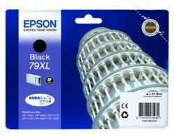 Epson 79XL Cartuccia inkjet nero originale alta capacità (C13T79014010)