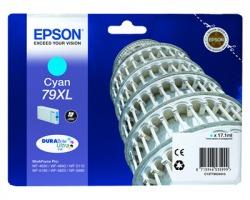 Epson 79XL Cartuccia inkjet ciano originale alta capacità (C13T79024010)