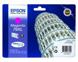 Epson 79XL Cartuccia inkjet magenta originale alta capacità (C13T79034010)